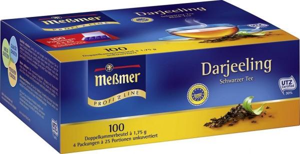 Meßmer ProfiLine Darjeeling 100 x 1,75g