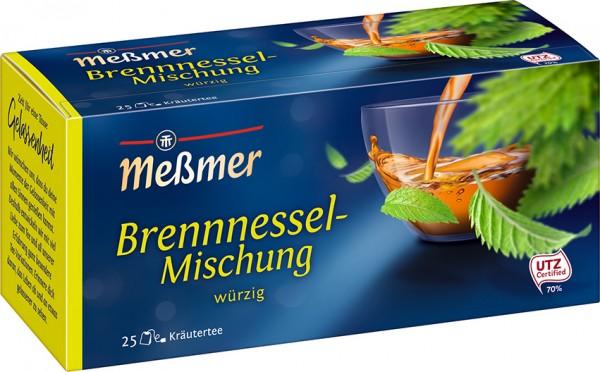 Meßmer Brennessel-Mischung 25 x 2,0g Tassenportion
