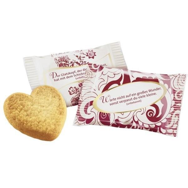 Coppenrath Tassenportionen Cookie Herzen Vanille