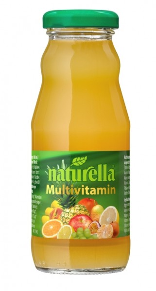Naturella Multivitaminsaft 12 x 0,2l Einweg