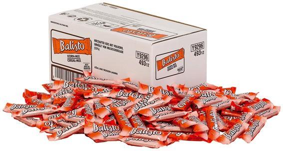 Balisto Corn-Mix Miniriegel 150 x 20g im Karton