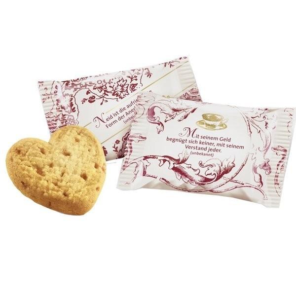 Coppenrath Tassenportionen Cookie Herzen Caramel