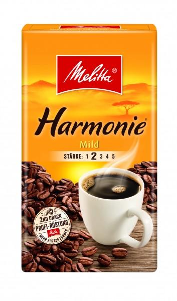 Melitta Kaffee Milde Harmonie 500g | CaterPoint.de