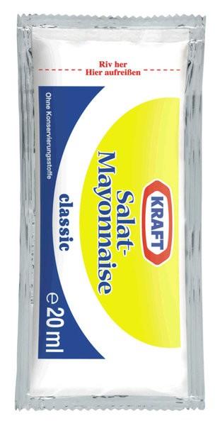 Kraft Salat - Mayonaise 100 x 20g