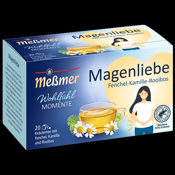 Messmer MAGENLIEBE Fenchel-Kamille 20 x 2,0g