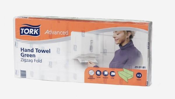 Tork Advanced Handtuch weiß, H3, 5 x 200 Blatt