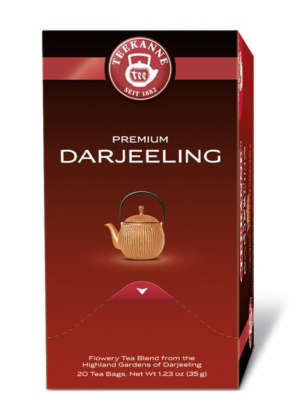 Teekanne Gastro Premium Darjeeling 20 x 1,75g | CaterPoint.de