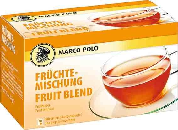 MARCO POLO Früchtemischung 20 x 1,75g Tassenportion | CaterPoint.de