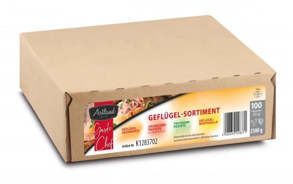 Artland Geflügel-Sortiment 100x25g | CaterPoint.de