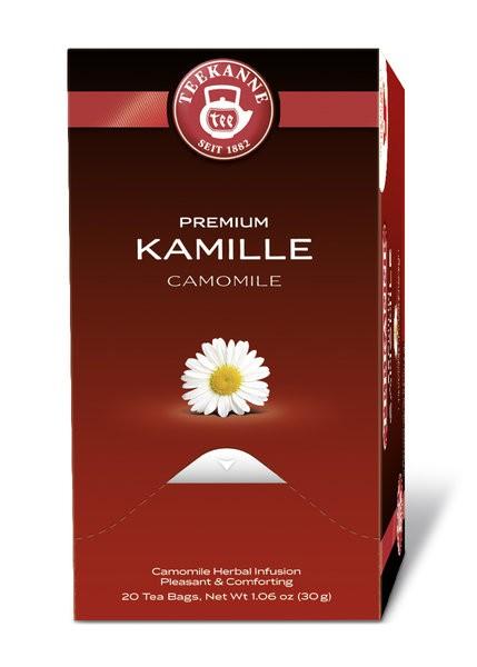 Teekanne Gastro Premium Kamille 20 x 1,5g
