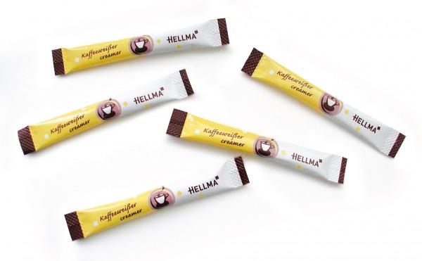 Hellma Kaffeeweisser 500 x 2,5g Karton_Sticks | CaterPoint.de