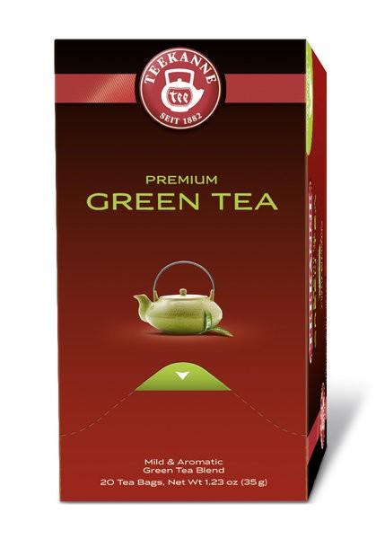 Teekanne Gastro Premium Green Tea 20 x 1,75g | CaterPoint.de