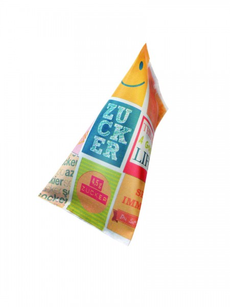 Hellma Lucky Sugar Paper Art 500 x 4,5g | CaterPoint.de