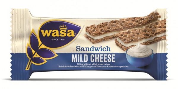 Wasa Sandwich Mild Cheese