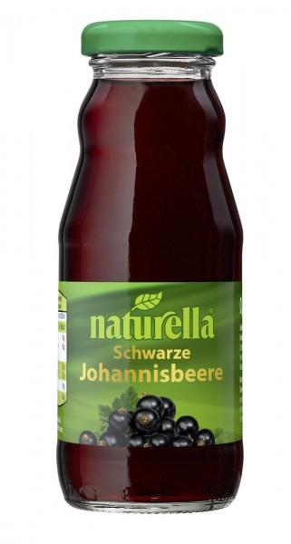 Naturella Schwarzer Johannisbeer-Nektar 12 x 0,2l Einweg