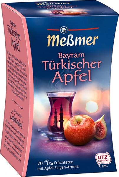 Meßmer Bayram Tee 20 x 2,5g Tassenportion | CaterPoint.de