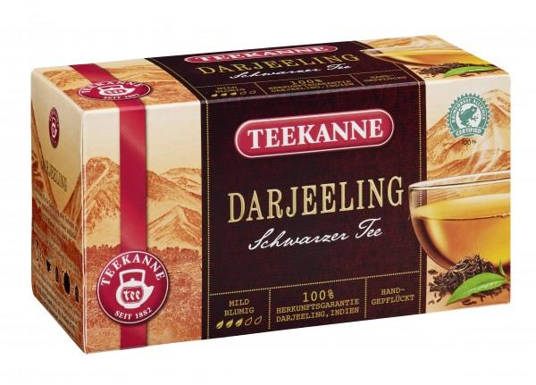Teekanne Darjeeling 20 x 1,75g Tassenportion | CaterPoint.de