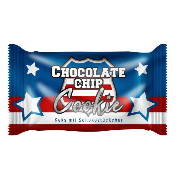 Hellma Chocolate Chips Cookies  250er Portion | CaterPoint.de