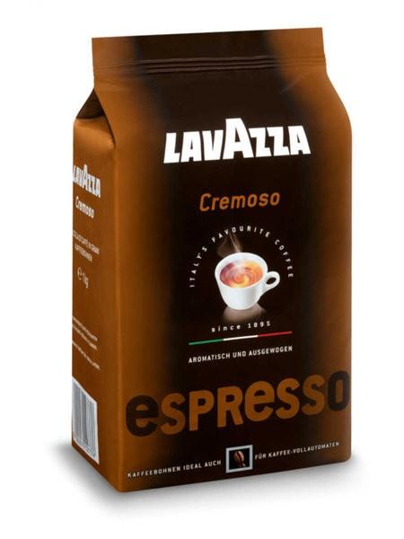 Lavazza Espresso Cremoso 1000g ganze Bohne
