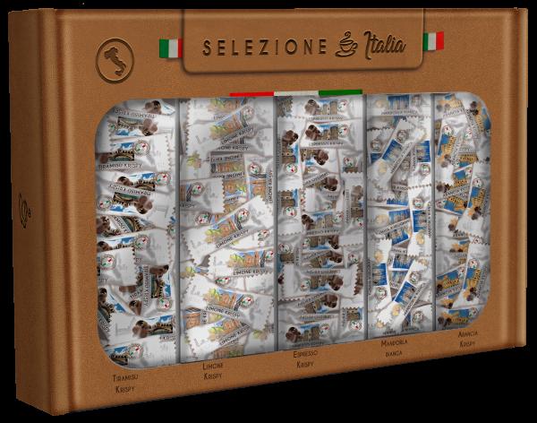 Hellma Italian Selection 5 x 40 Stück | CaterPoint.de