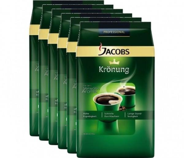 6 x Jacobs Krönung klassisch 1000g | CaterPoint.de
