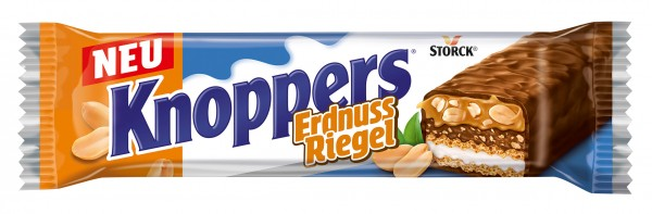 Knoppers ErdNussriegel 24 x 40g | CaterPoint.de