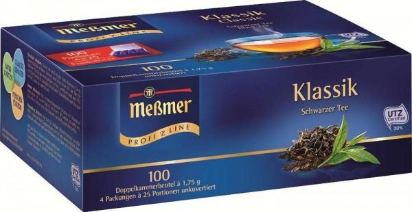 Meßmer Profi Line Klassik Tee 100 x 1,75g Tassenportion