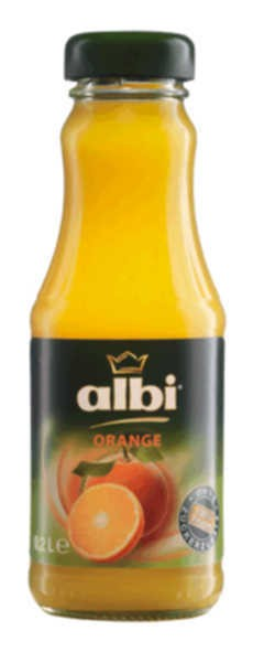 Albi Orangensaft 12 x 0,2l Einweg