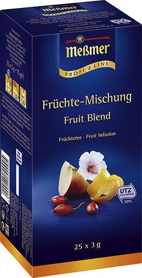 Messmer ProfiLine Früchte 25 x 3,0g | CaterPoint.de