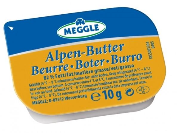 Meggle Alpenbutter 100 x 10g