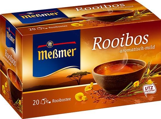 Meßmer Rooibos Tee 20 x 2,0g