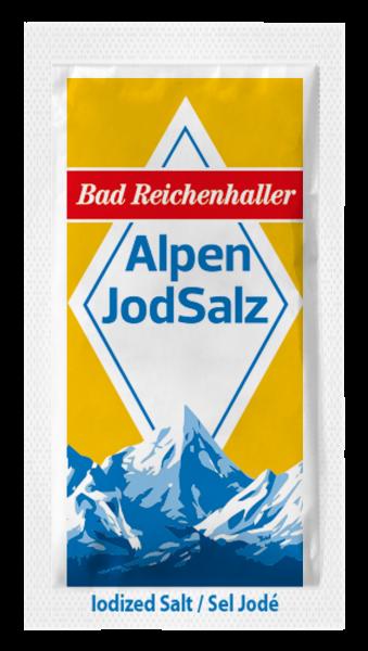 Bad Reichenhaller Jodsalz 2.000 Portionen a 1g | CaterPoint.de
