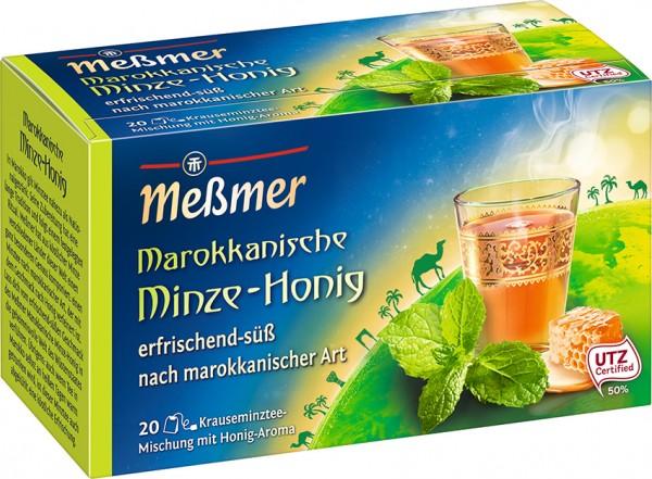 Meßmer Marokkanische Minz-Honig Tee 20 x 2,0g