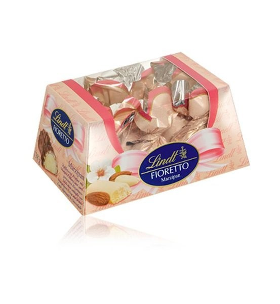 Lindt Fioretto Präsent Marzipan 138g