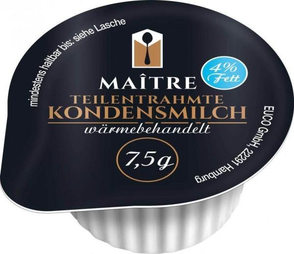Maitre Kondesmilch 4% 240 x 7,5g/7,0ml | CaterPoint.de