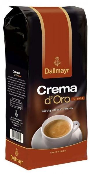 Dallmayr Crema D´Oro Intensa ganze Bohne 1000g