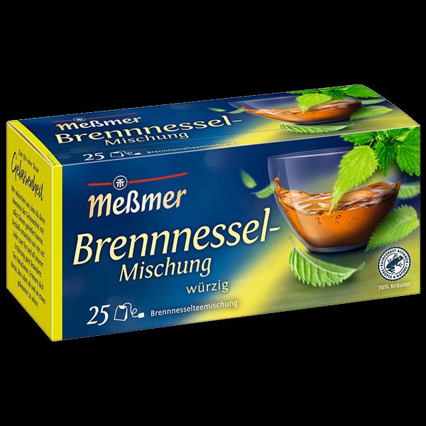 Meßmer Brennessel-Mischung 25 x 2,0g  | CaterPoint.de