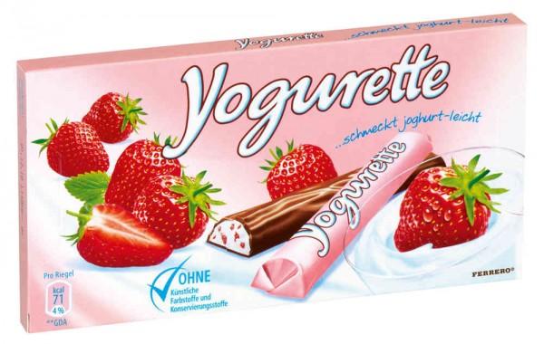 Yogurette 125g Tafel