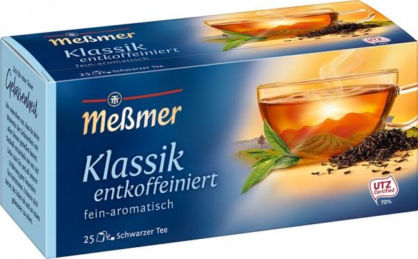 Meßmer KLASSIK entcoffeiniert 25 x 1,75g Tassenportion | CaterPoint.de