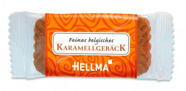 Hellma Karamellgebäck 300 x 6g | CaterPoint.de