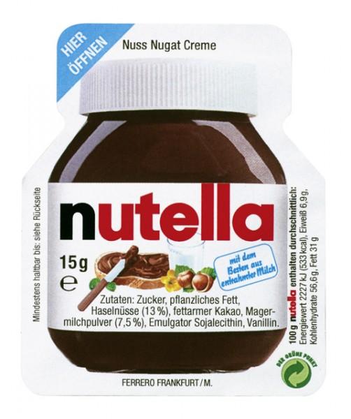 Nutella 120 x  15g