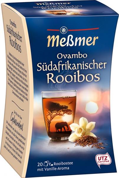 Meßmer Ovambo-Tee 20 x 2g Tassenportion | CaterPoint.de