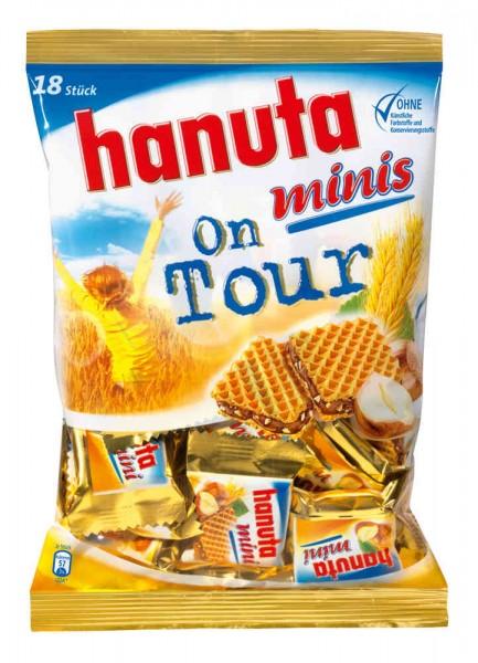 Hanuta Minis 18 Stück im 200g Beutel