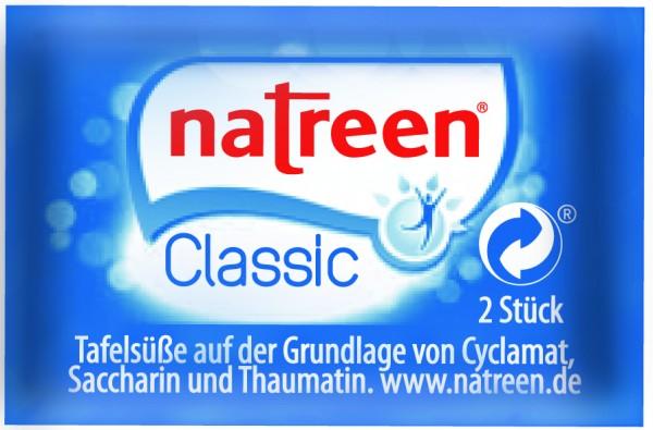 natreen® Classic Süßstoff Tab 500 x 2St. | CaterPoint.de