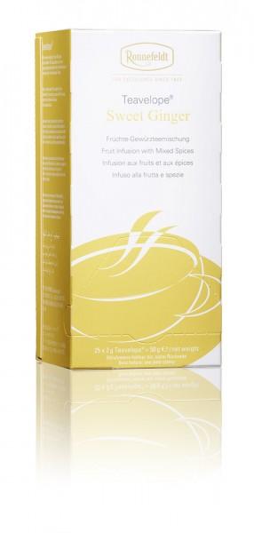 Teavelope® Sweet Ginger 25 x 2,0g