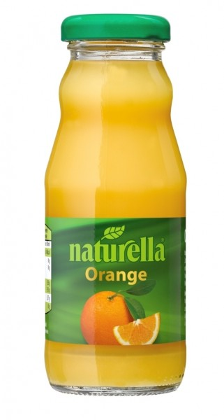 Naturella Orangensaft 12 x 0,2l Einweg