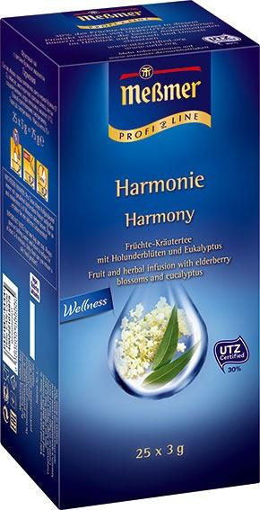 Messmer ProfiLine Harmonie 25 x 3,0g | CaterPoint.de