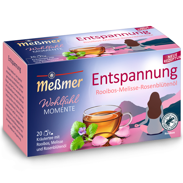 Messmer ENTSPANNUNG 20 x 2,0g | CaterPoint.de