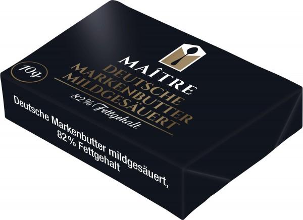 Maitre Markenbutter 200 x 10g | CaterPoint.de