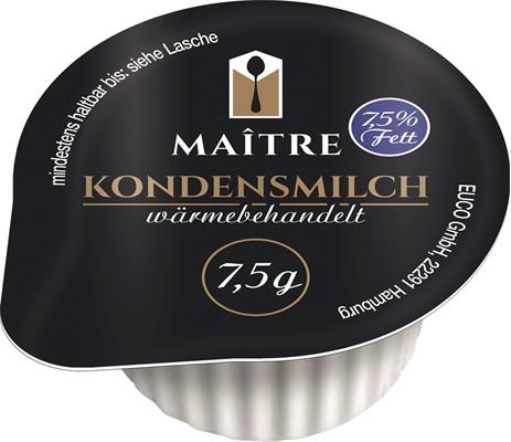 Maitre Kondesmilch 7,5% 240 x 7,5g | CaterPoint.de